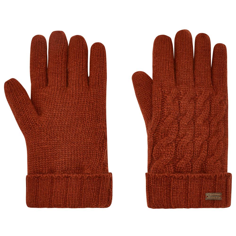 Handschoen buckley russet