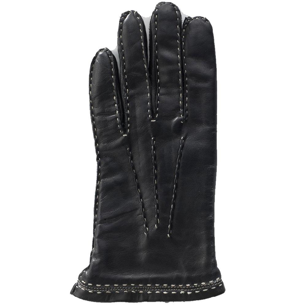Handschoen Claire Zwart
