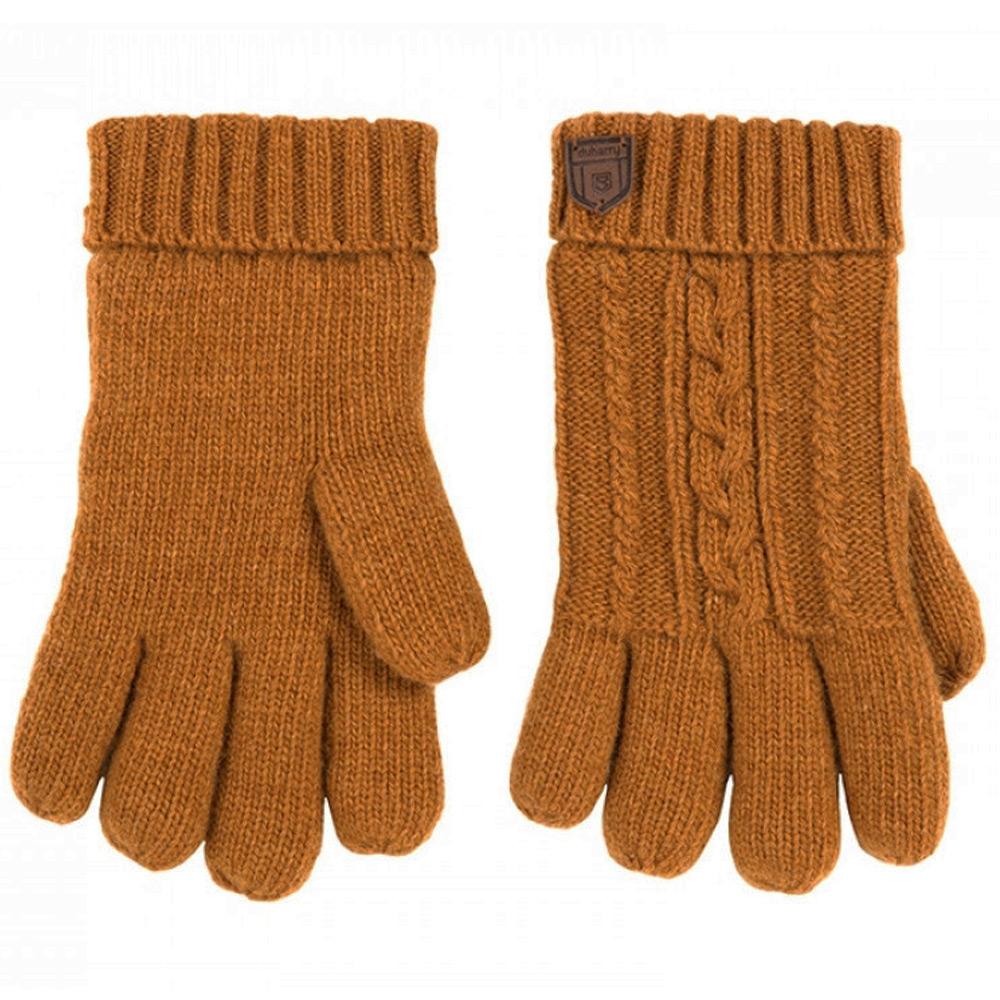 Handschoen Drumlion mustard