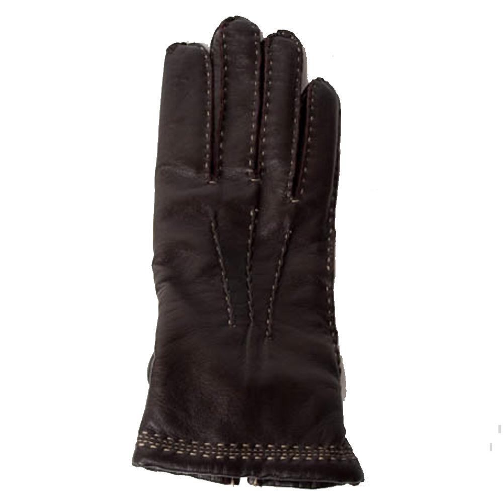 Handschoen Gaucho Annelie Espresso