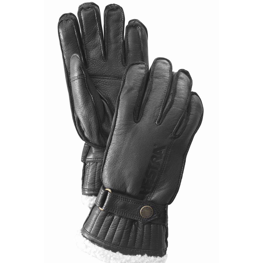 Handschoen Orsa Zwart