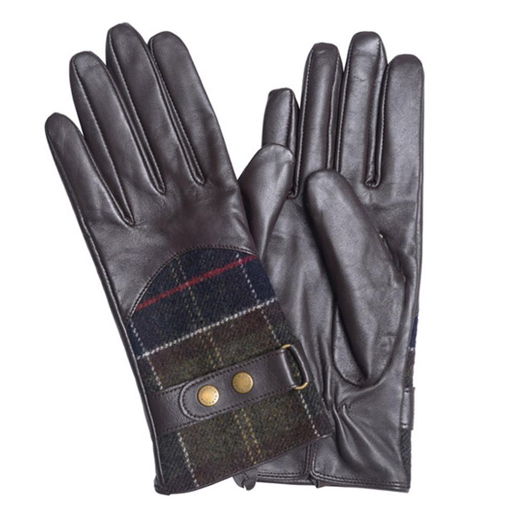 Handschoenen Dee Tartan