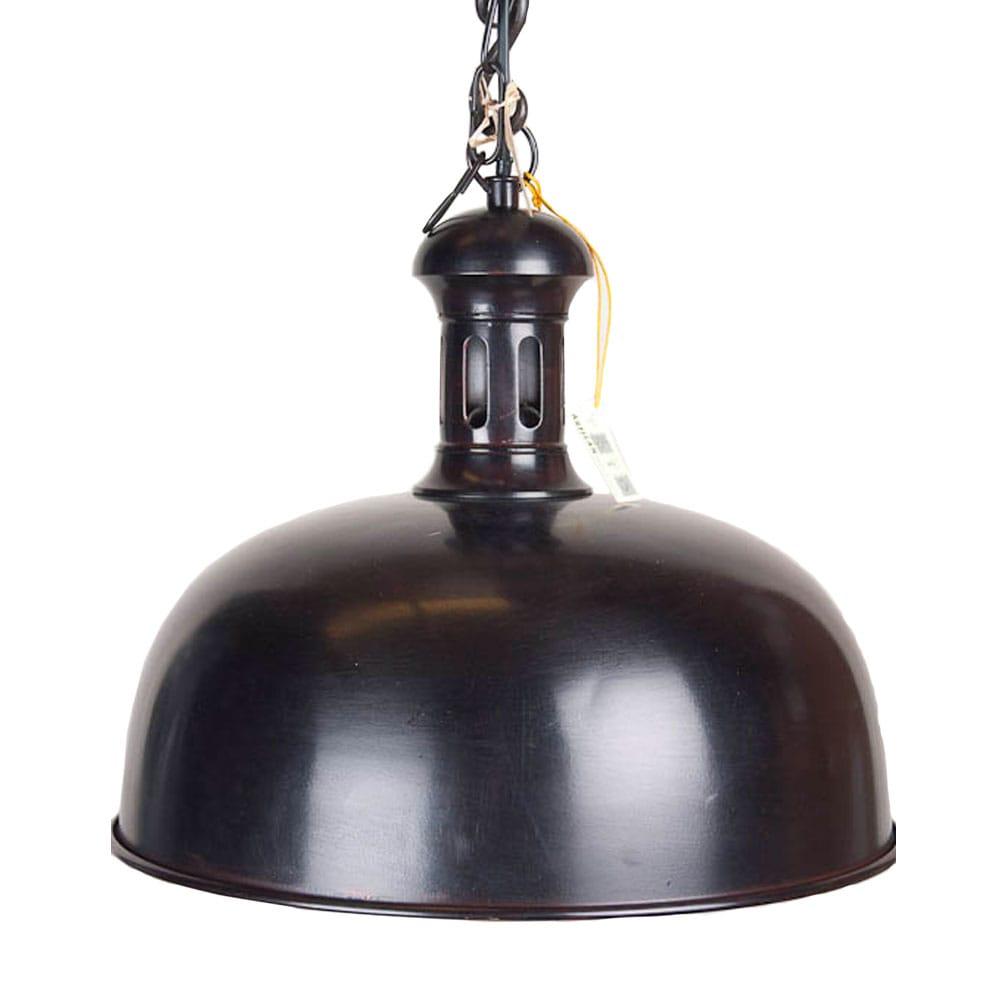 Hanglamp Bowl bruin M