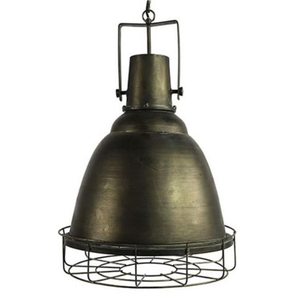 Hanglamp Myrtisa zwart