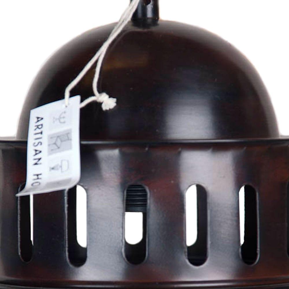 Hanglamp New Pagode bruin