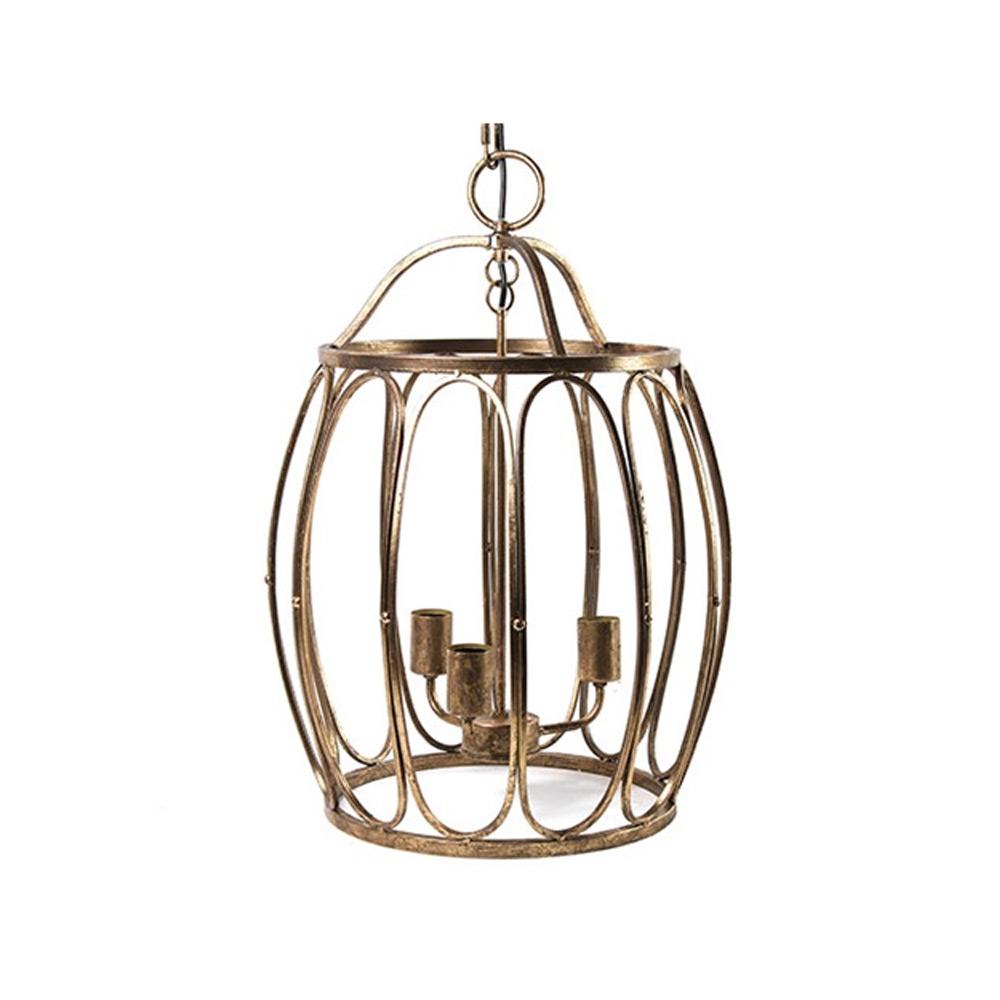 Hanglamp Orick Goud