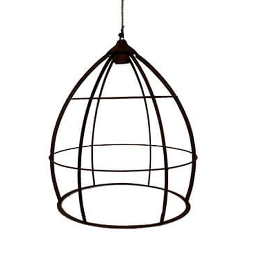 Hanglamp Roest L