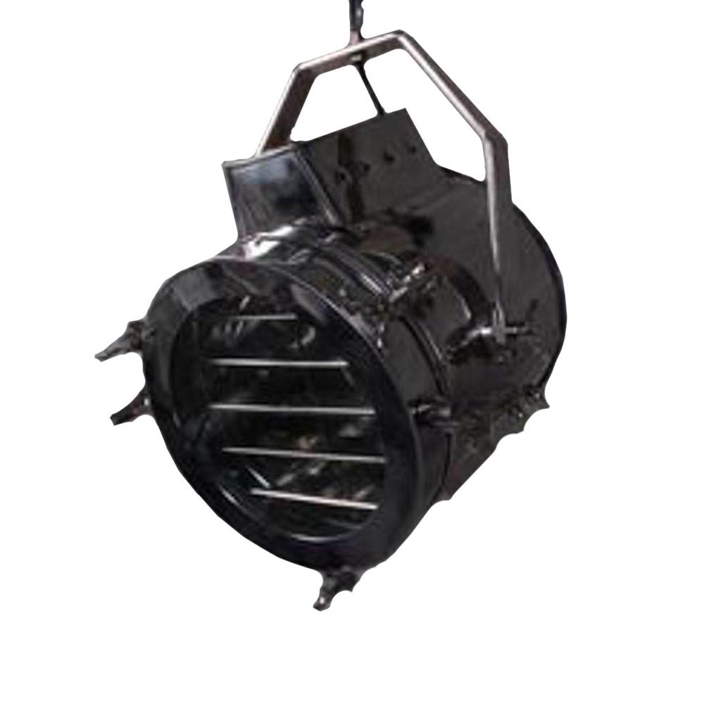 Hanglamp Schijnwerper nikkel
