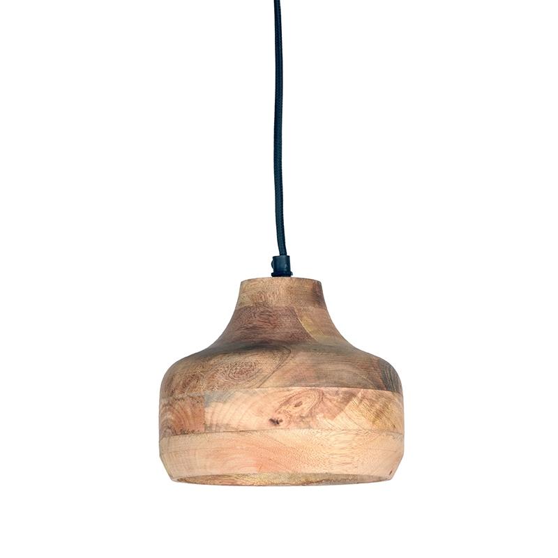 Hanglamp Finn - Hout - Hout