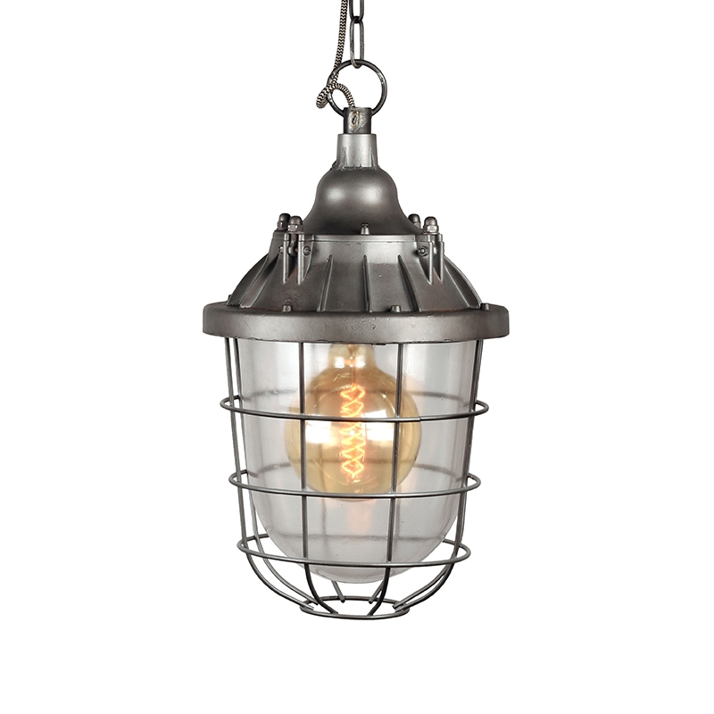 Hanglamp Seal - Burned Steel - Metaal