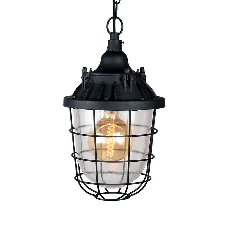Hanglamp Seal - Zwart - Metaal