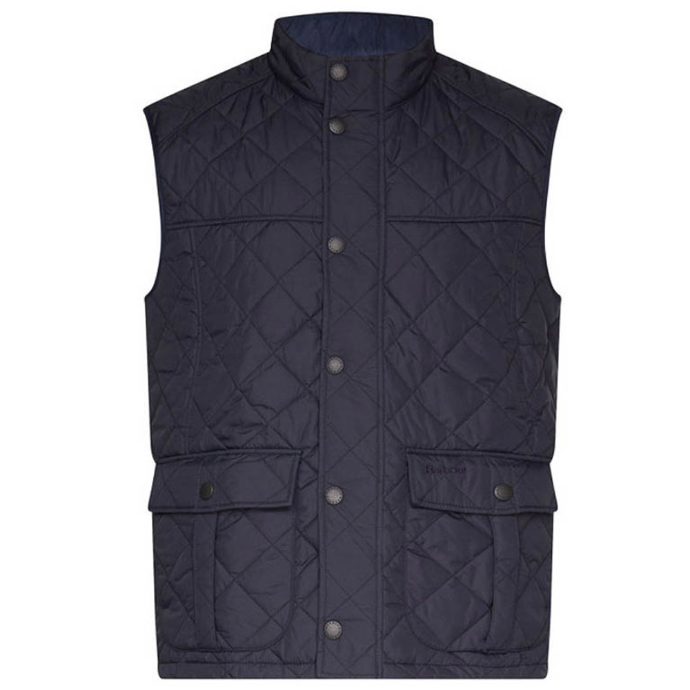Heren bodywarmer Explorer Navy