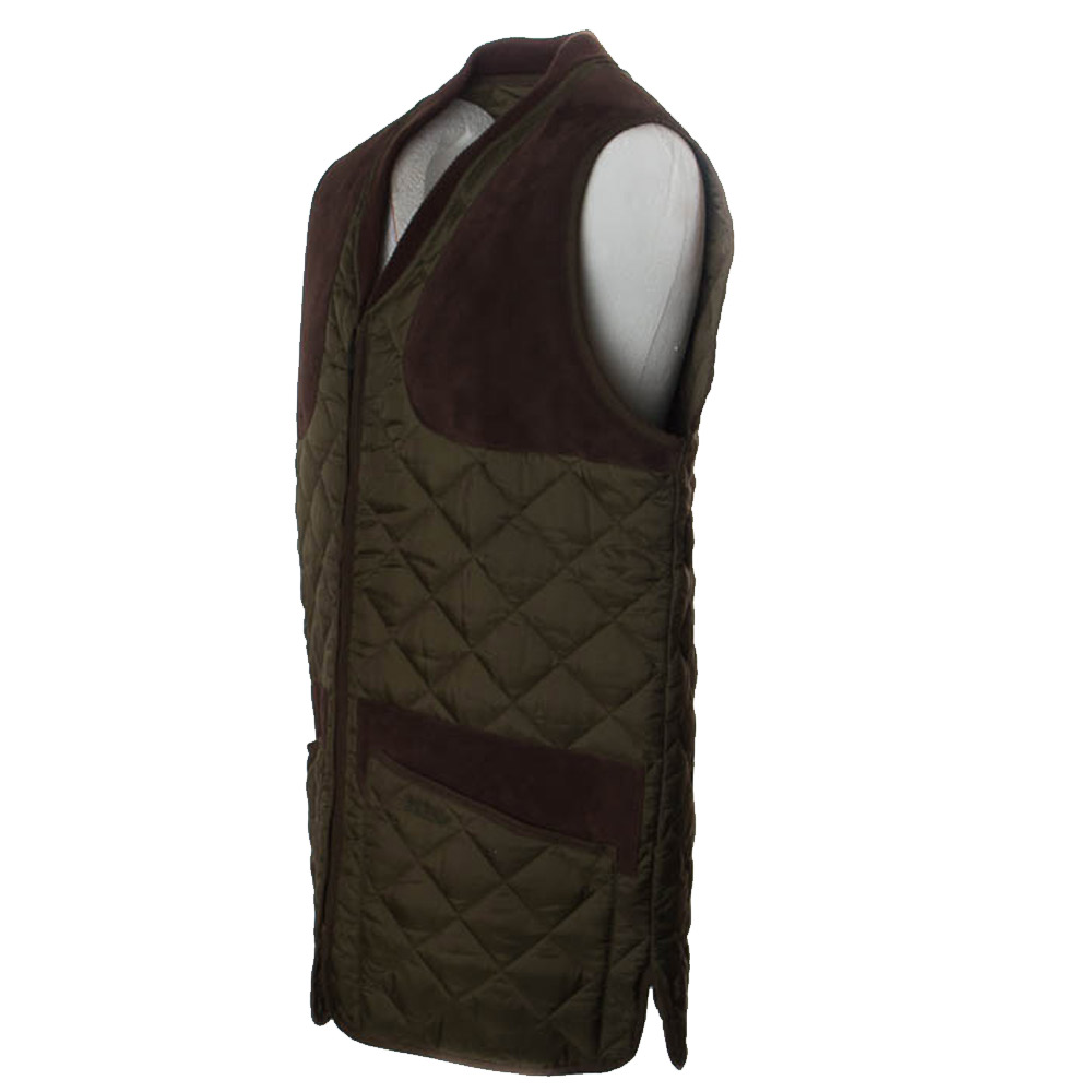 Heren bodywarmer Keeperwear Gilet