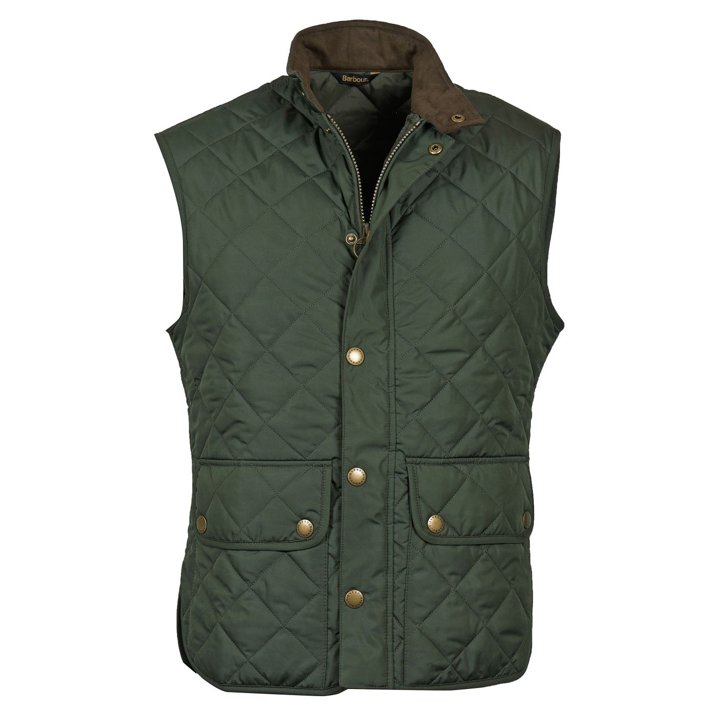 Heren bodywarmer Lowerdale Sage