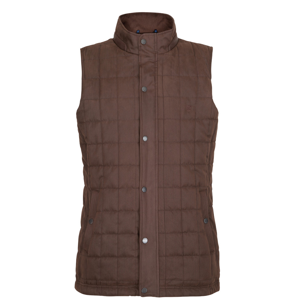 Heren bodywarmer Yeats Autumn