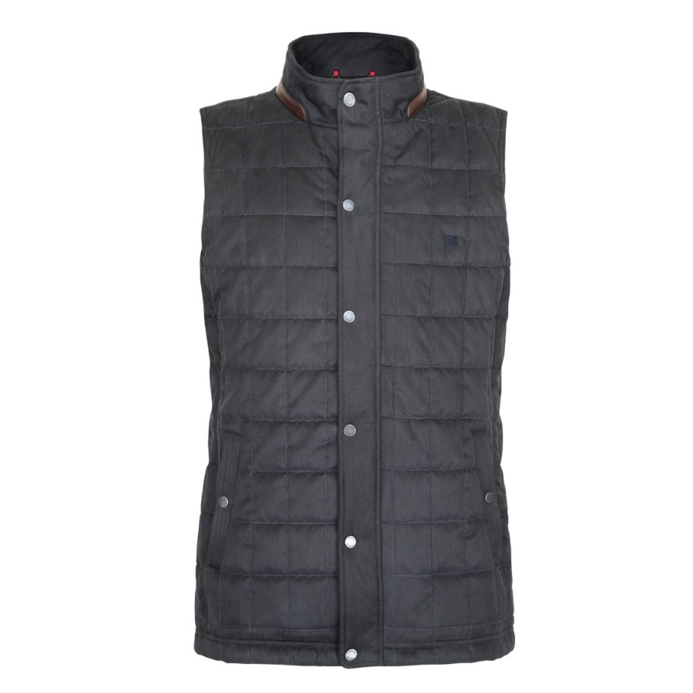 Heren bodywarmer Yeats Navy