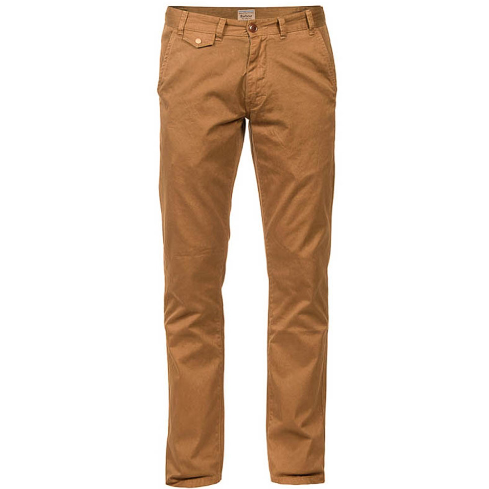 Herenbroek Neuston Twill camel