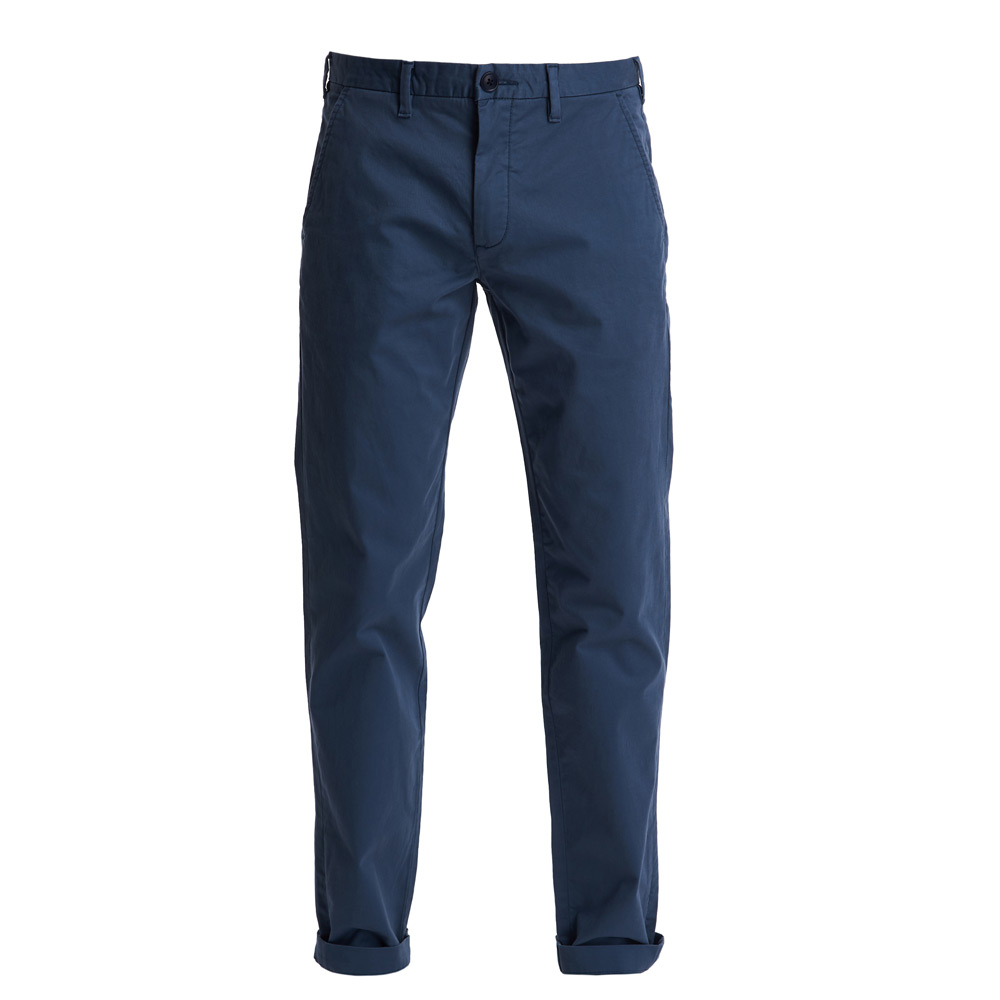 Herenbroek Neuston Essential Chino chambray