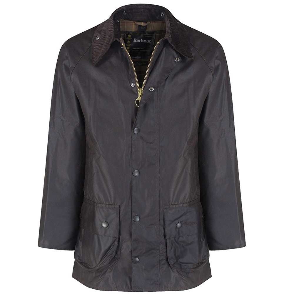 Heren waxjas Beaufort jacket Rustic