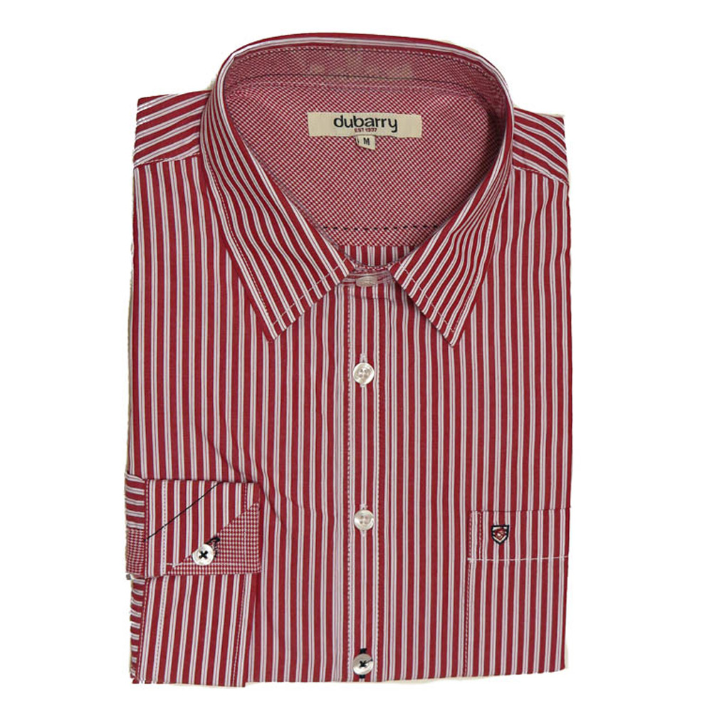 Herenblouse Foxrock Red