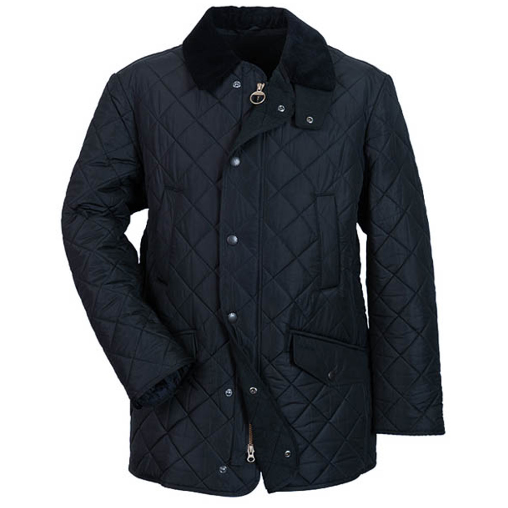 Herenjas Bardon Quilt Navy