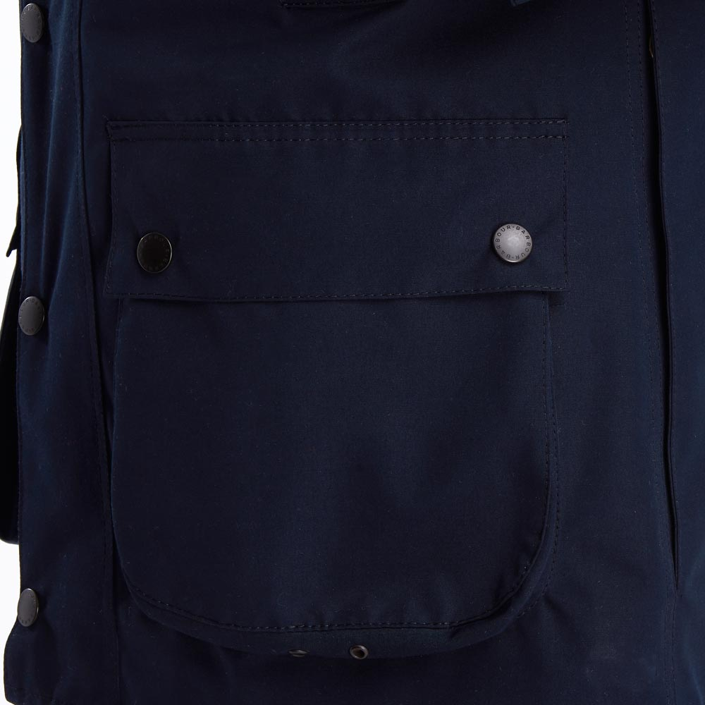 Herenjas Beaufort casual jack navy