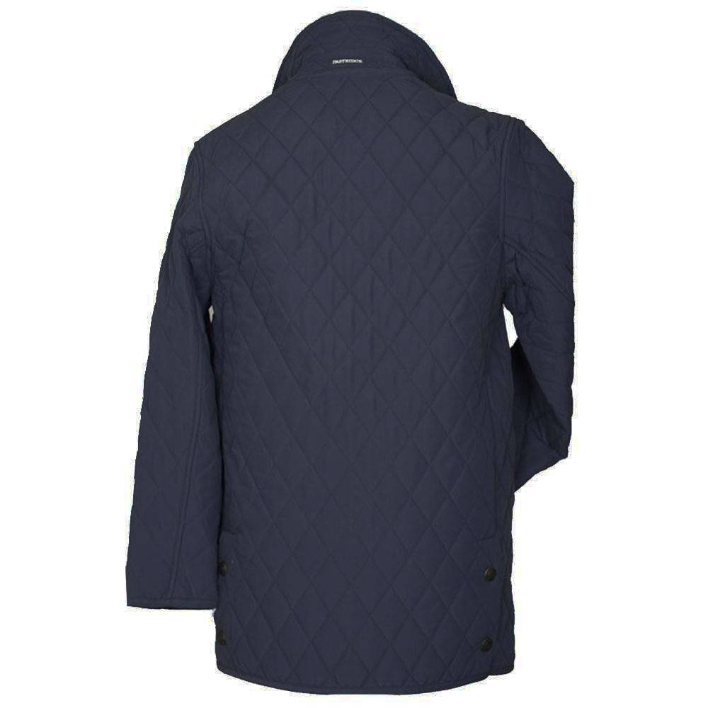 Herenjas Mens Kent Quilt navy