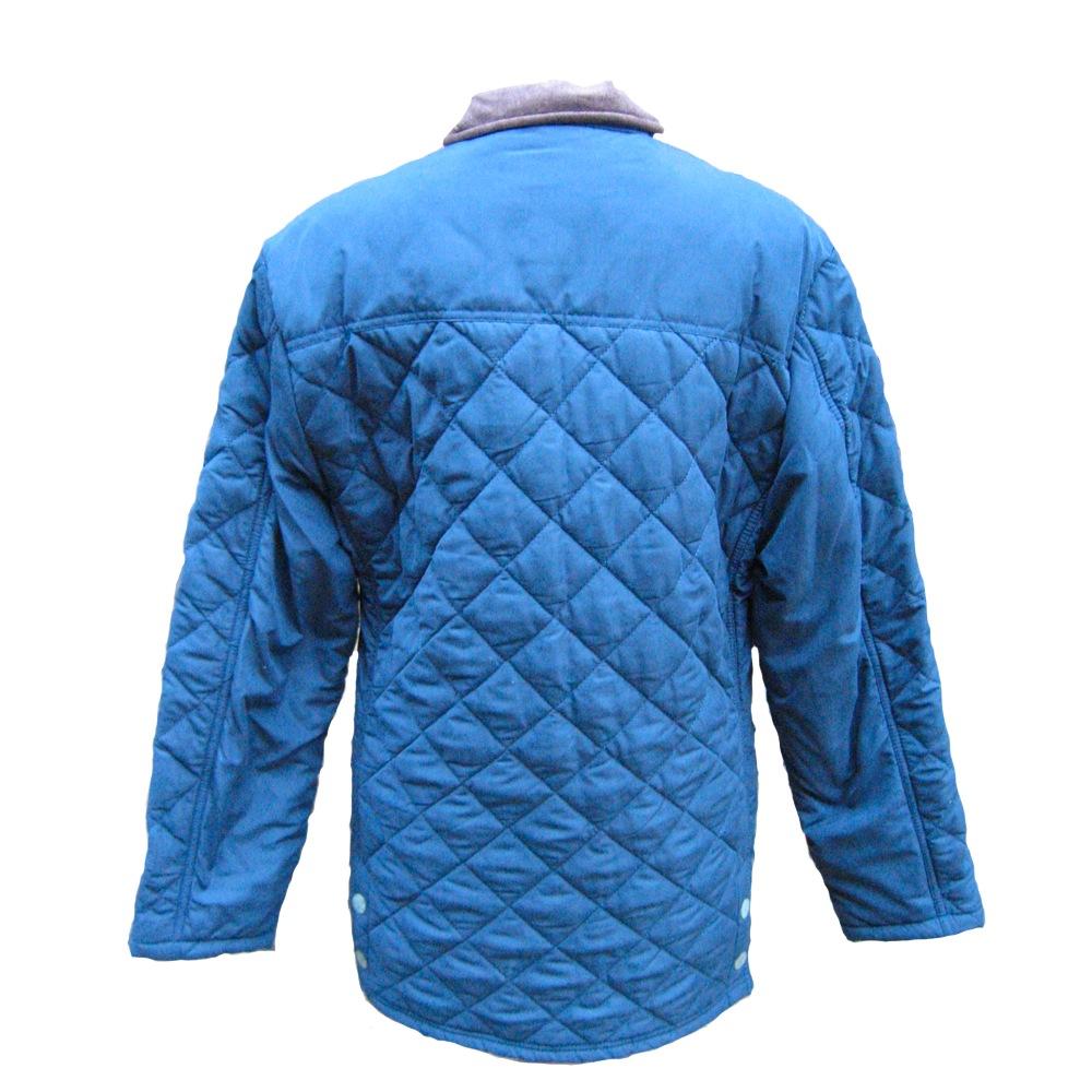 Herenjas quilt Z6 Blauw