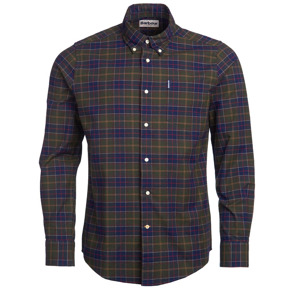 Herenshirt Tartan 6 tailored classic