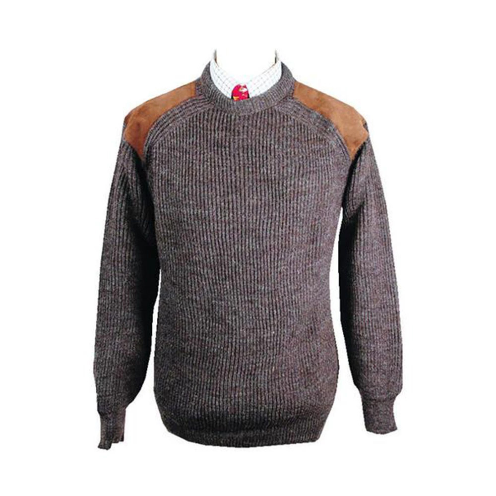 Herentrui Crew Neck Jumper brown