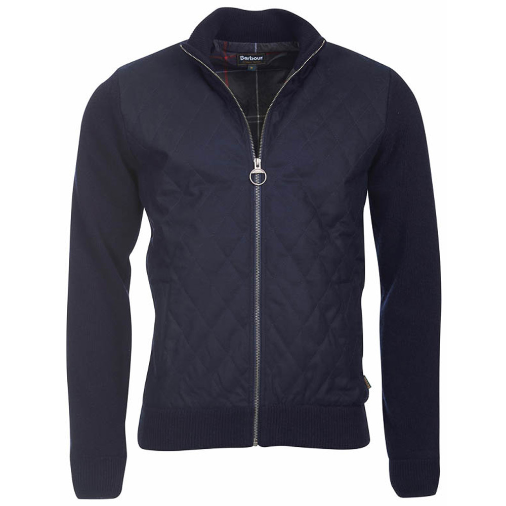 Herentrui Culzean Zip Through Navy