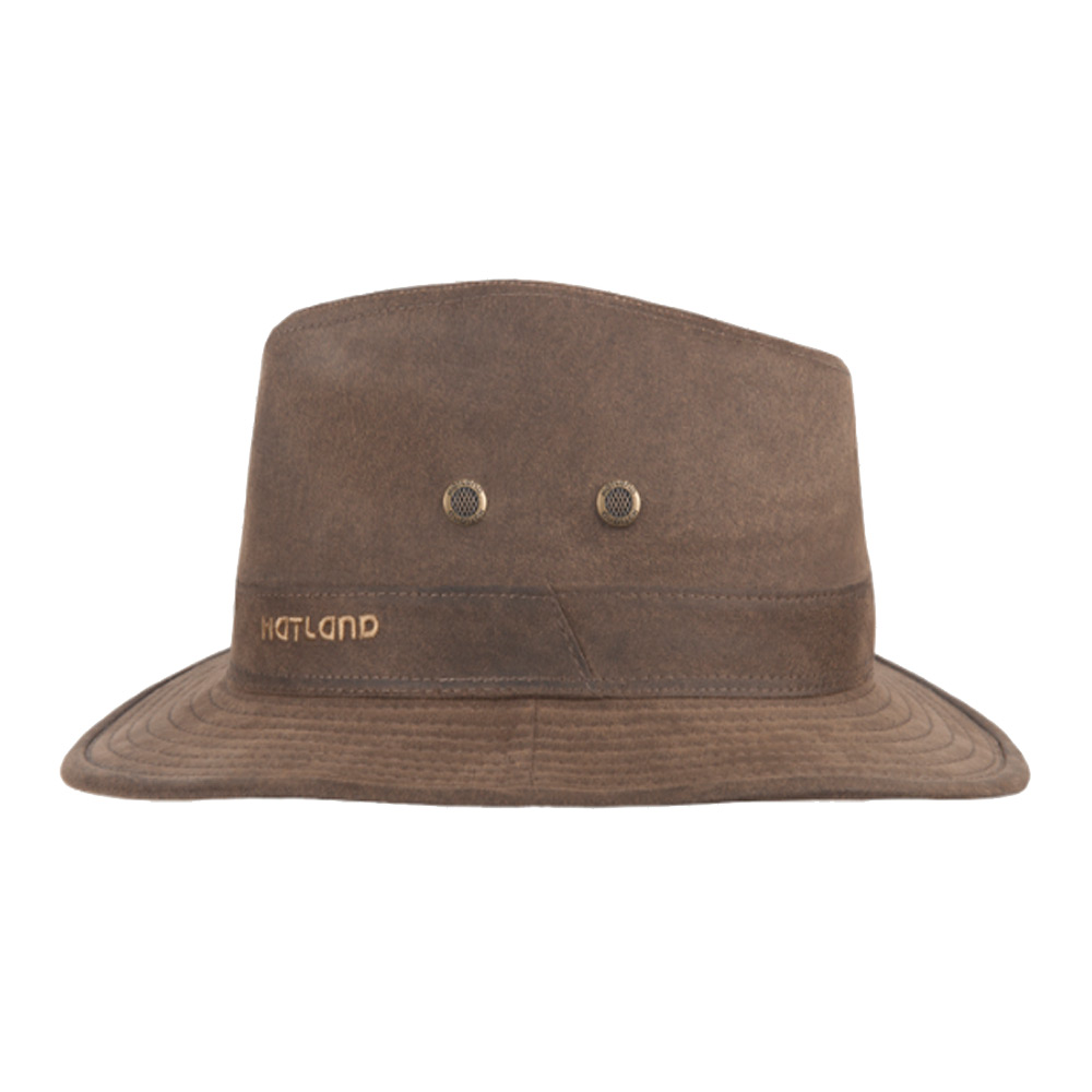 Hoed Wilsmith brown