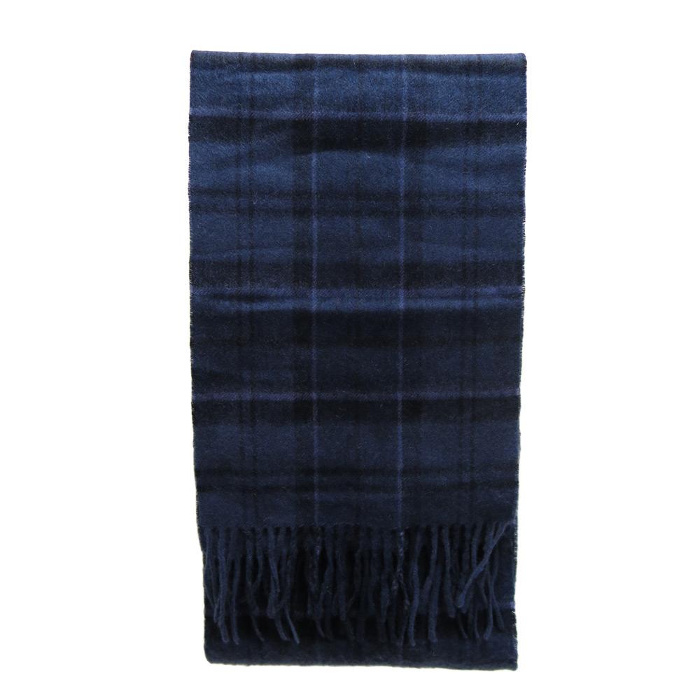 Holden Tartan Scarf blue tartan