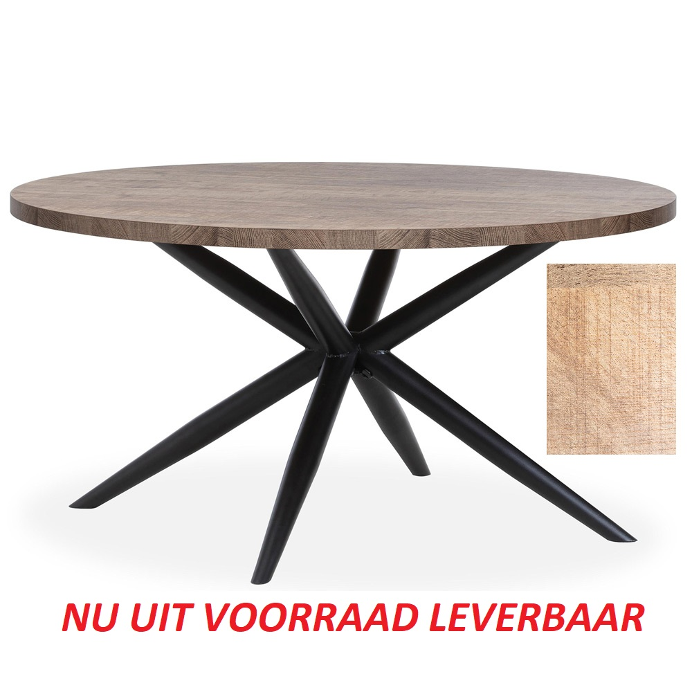 IJmuiden Ronde eettafel 150cm