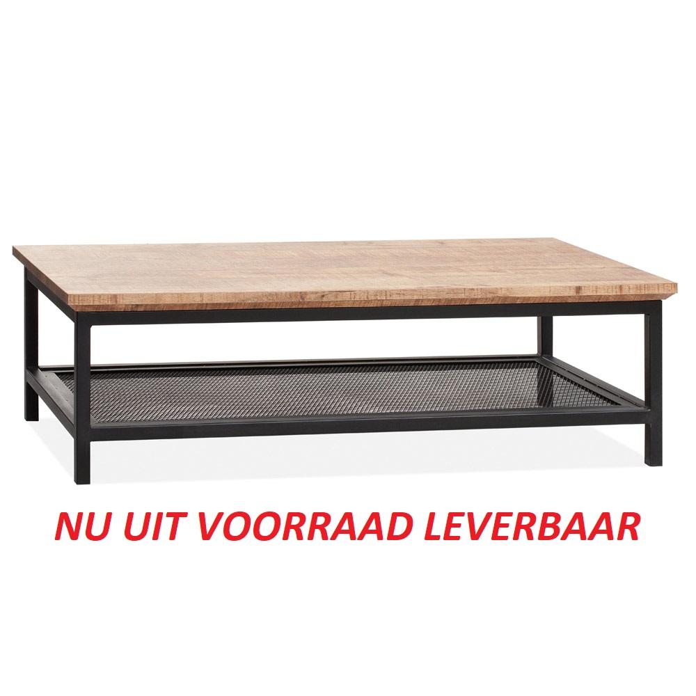IJmuiden salontafel 135x67cm