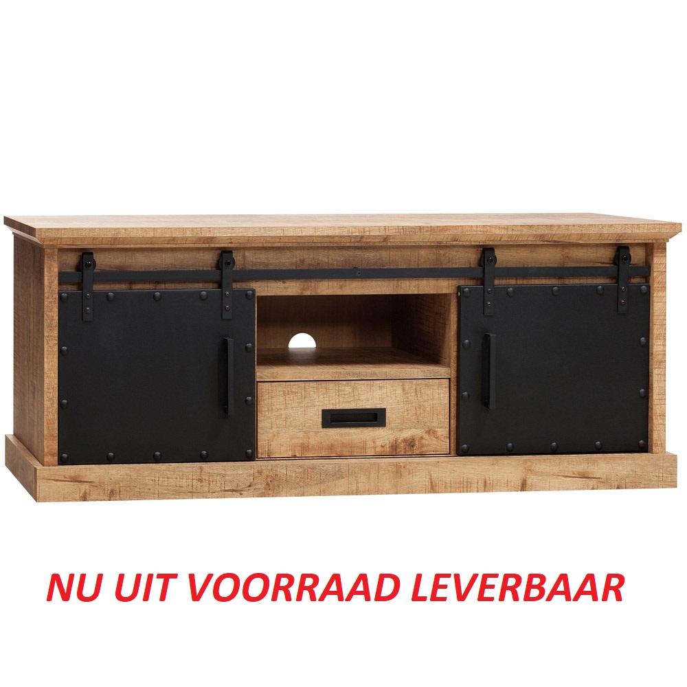 IJmuiden TV-dressoir breed