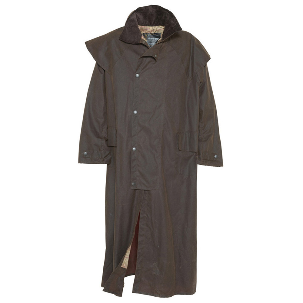 Jas Stockman Coat brown