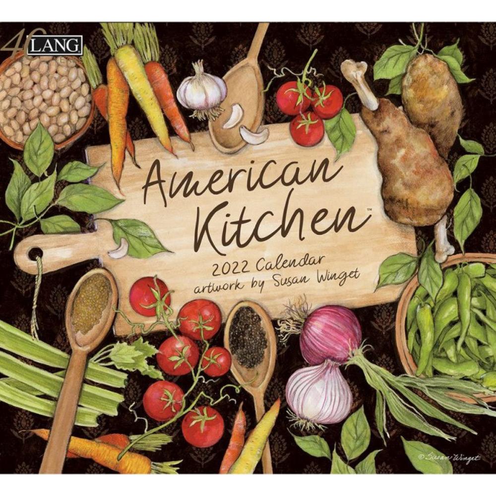 Kalender American Kitchen