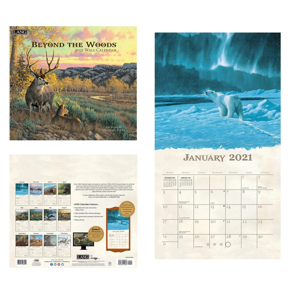 Kalender Beyond The Woods