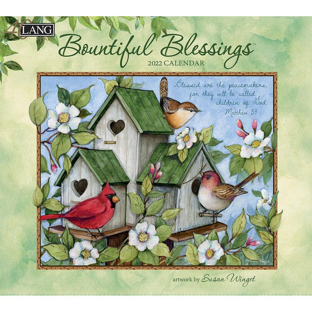 Kalender Bountiful Blessings