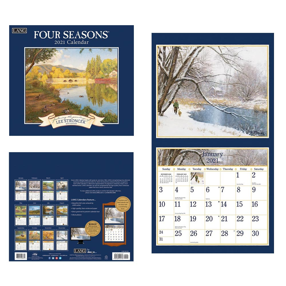 Kalender Four Seasons