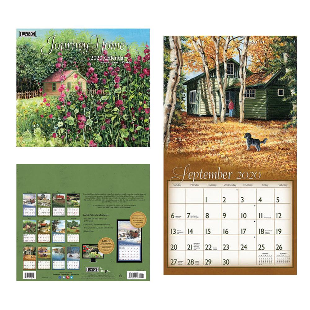 Kalender Journey Home