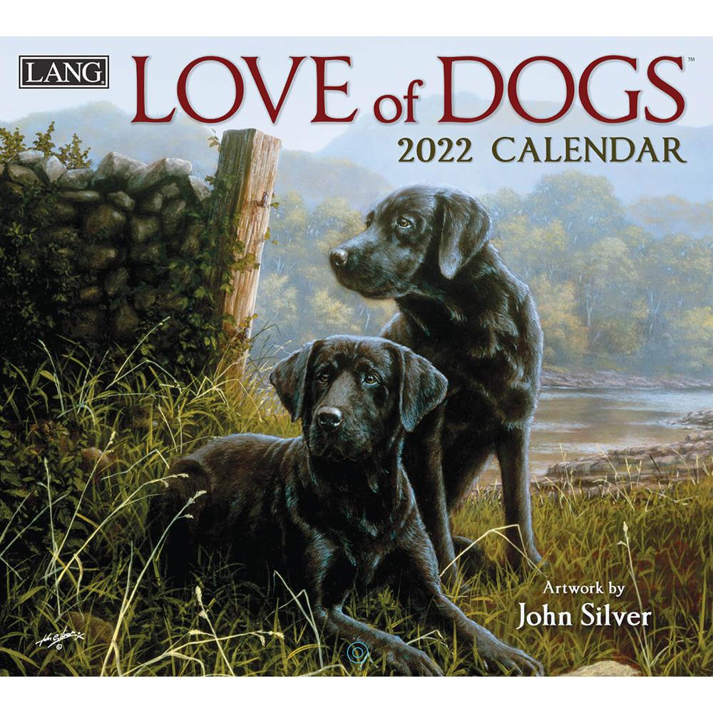 Kalender Love Of Dogs