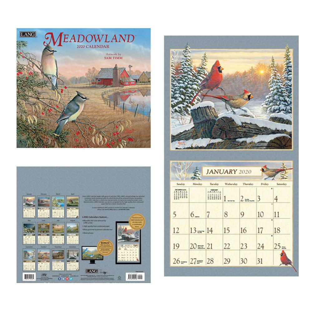Kalender Meadowland