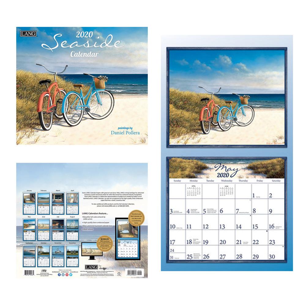 Kalender Seaside