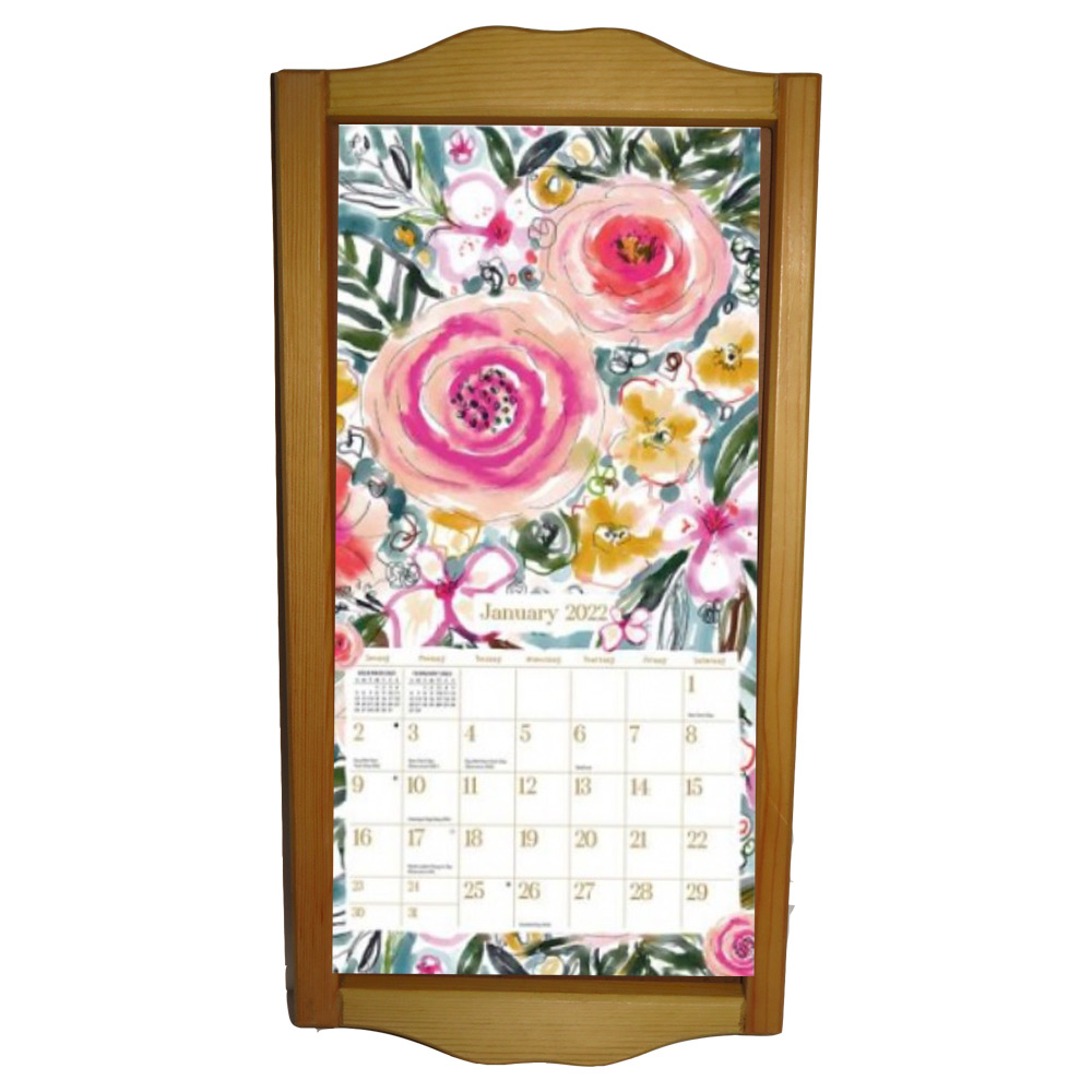 Kalenderlijst klein beuken