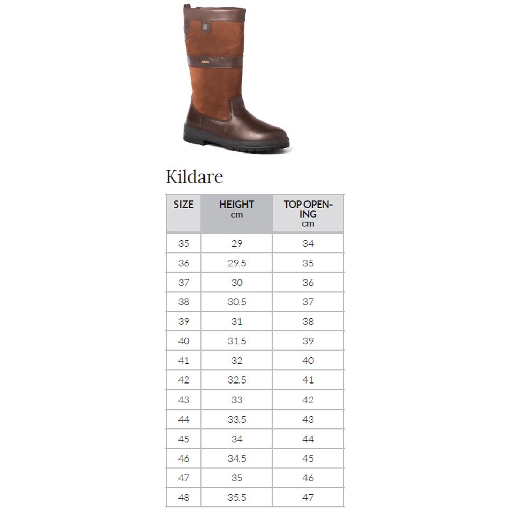 Kildare halfhoge outdoor laars navy/brown