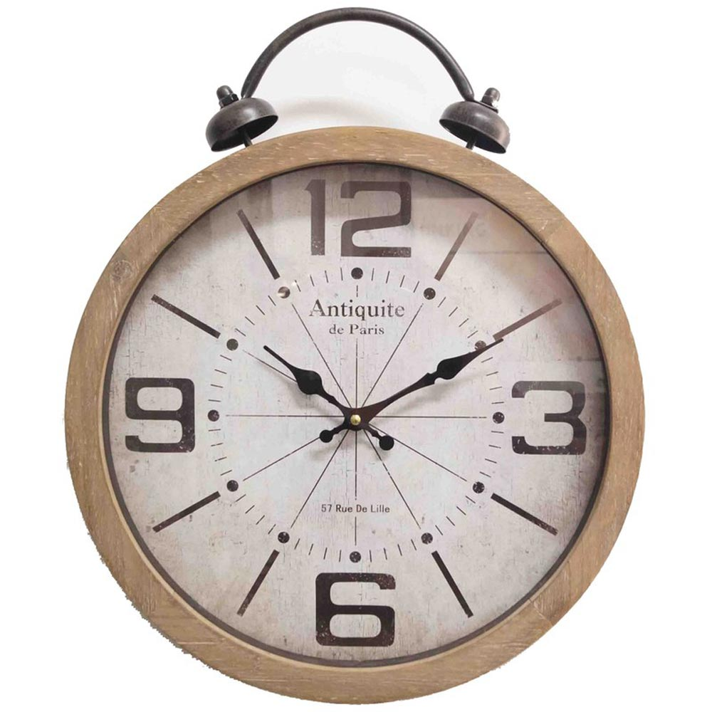 Klok alarm bel