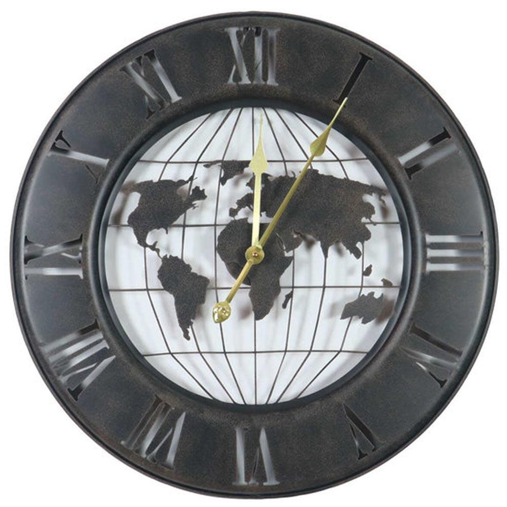 klok wereldbol