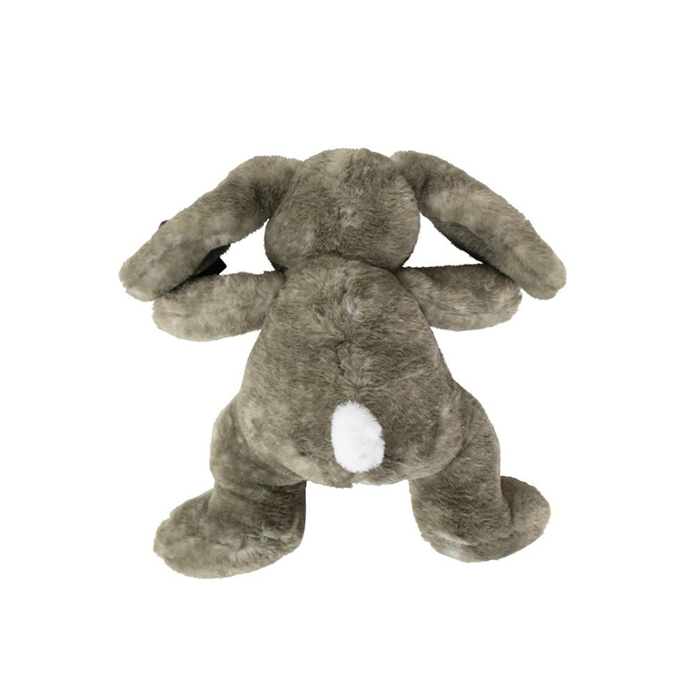 Knuffel zacht bruin konijn